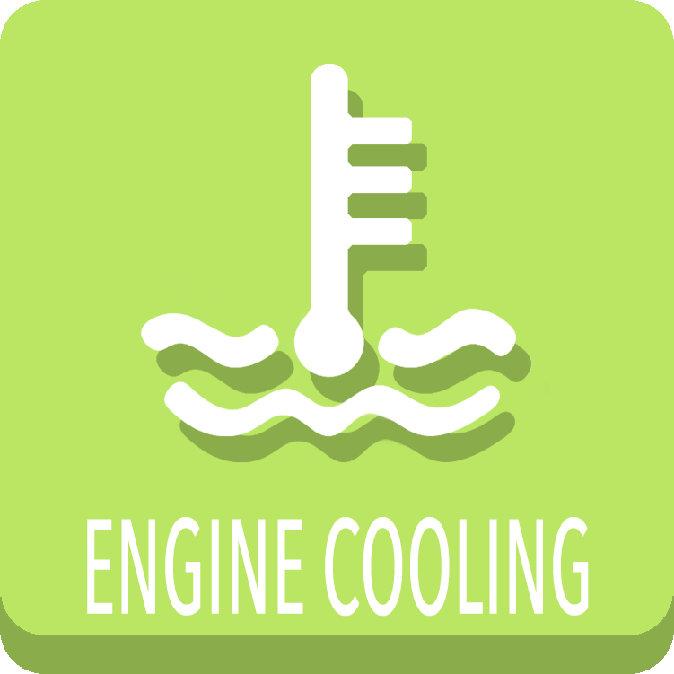 how to engine cooling