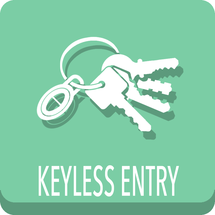 how to keyless entry